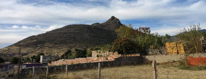 Teotitlán del Valle is one of OAXACA.