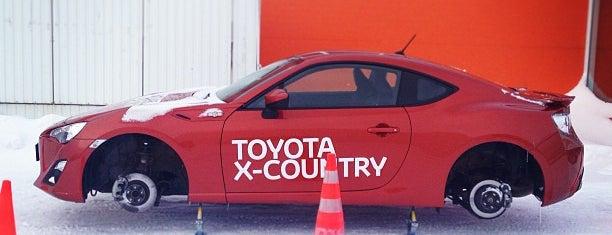 Toyota X-Country 2013 Уфа is one of Orte, die Elena gefallen.