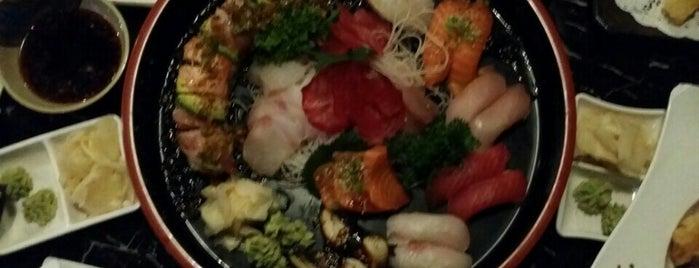 Moto Sushi is one of Lieux qui ont plu à Michelle.