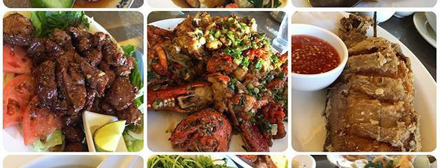 Newport Tan Cang Seafood Restaurant is one of Lugares favoritos de Michelle.