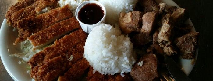 Aloha Kitchen is one of Michelle : понравившиеся места.