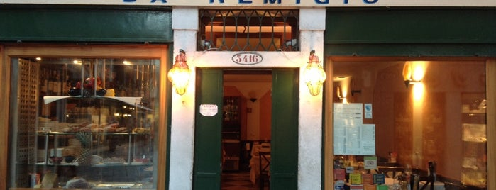 Trattoria da Remigio is one of Top picks for Italian Restaurants.