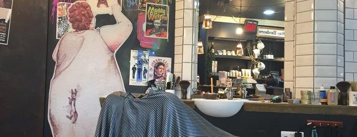 Barberology is one of Posti che sono piaciuti a Philip.