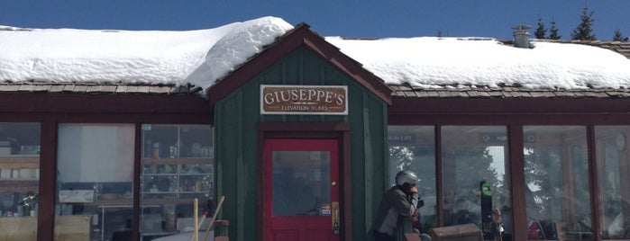 Giuseppe's is one of Telluride 2020.