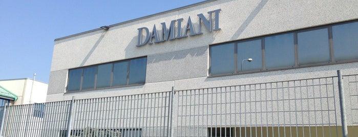 Laboratorio Damiani is one of Eu quero ir para ficar longe!.