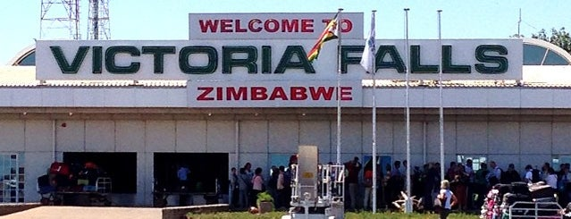 Victoria Falls Airport (VFA) is one of World Airports.