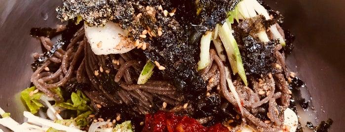우천 막국수 is one of noodle.