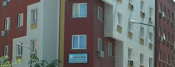 Güven Ögrenci Yurdu is one of Haznedar.