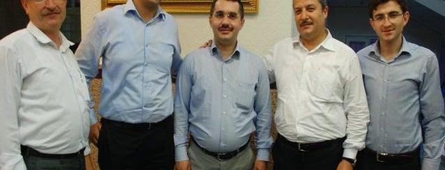 Güven Ögrenci Yurdu is one of Kuyumcu.