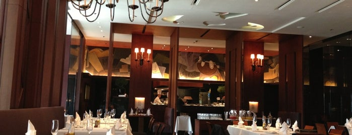 The Paris Grill is one of Tim's Favorite Restaurants & Bars around The Globe.