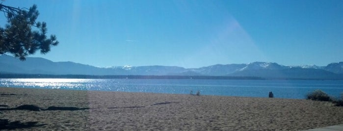 Nevada Beach Campground is one of USA.