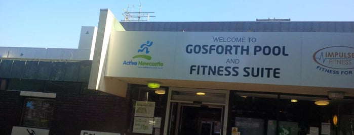 Gosforth Leisure Centre is one of GLL Leisure Centres, Gyms, Pools.