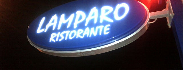 Lamparo Ristorante is one of สถานที่ที่ Helder ถูกใจ.
