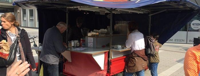 Cafe-Roller Beuel Markt is one of Europe specialty coffee shops & roasteries.