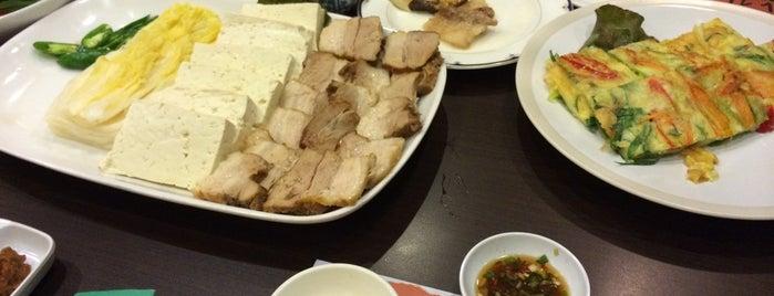 Korean restaurant Dae Gam Jib is one of JK Korea.