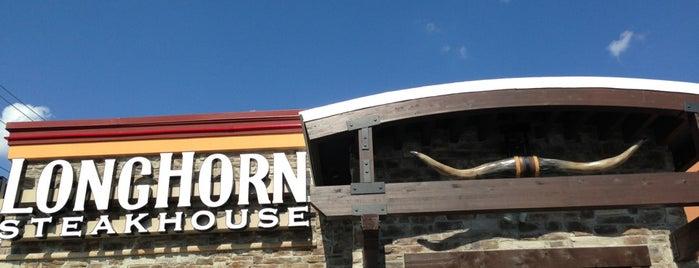 LongHorn Steakhouse is one of Lieux qui ont plu à Sergio M. 🇲🇽🇧🇷🇱🇷.