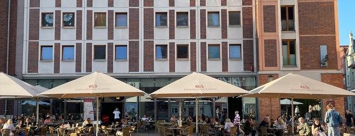 Restaurant Goldener Löwe is one of Stralsund🇩🇪.