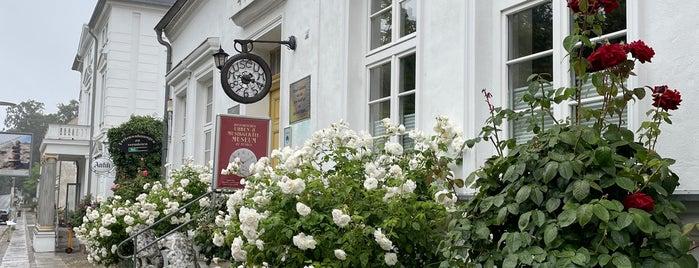 Historisches Uhren- und Musikgeräte-Museum is one of Putbus🇩🇪.