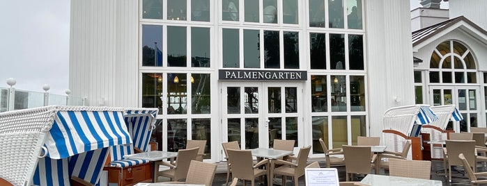 "Restaurants ""Palmengarten, Kaiserpavillon und Balticsaal"" is one of Oostzeekust 🇩🇪."