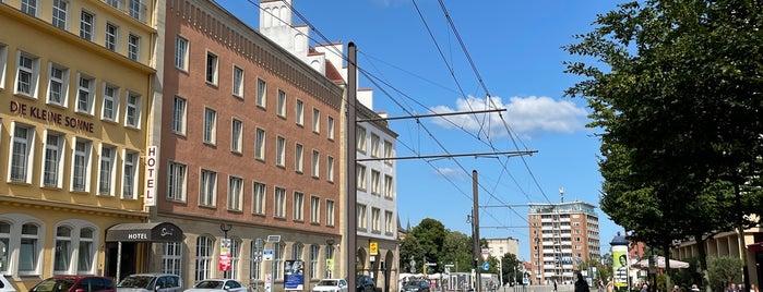 Steinstraße is one of Rostock & Warnemünde🇩🇪.