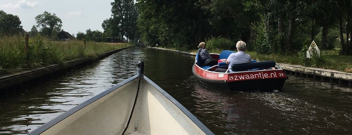 Volkensvaart is one of Giethoorn.