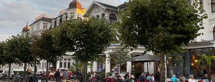 Promenade is one of Oostzeekust 🇩🇪.