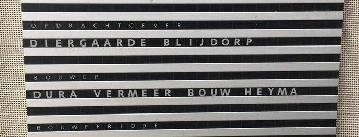 Savanne is one of Diergaarde Blijdorp 🇳🇬.