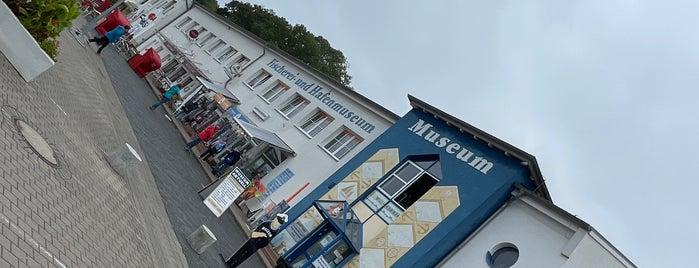Fischerei- und Hafenmuseum is one of Oostzeekust 🇩🇪.