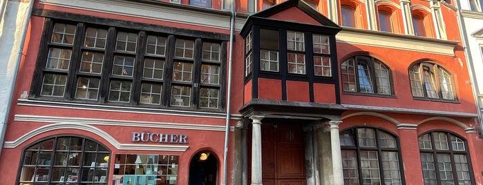Badenstrasse 44 is one of Stralsund🇩🇪.
