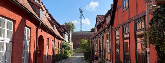 Kloster zum Heiligen Geist (Heilgeisthospital) is one of Stralsund🇩🇪.