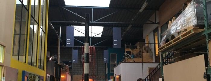 Keilewerf 2 is one of Rotterdam Art Week 2021 🇳🇬.