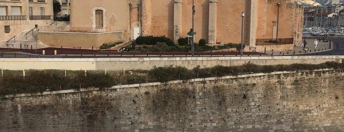 Église Saint-Laurent is one of Marseille.