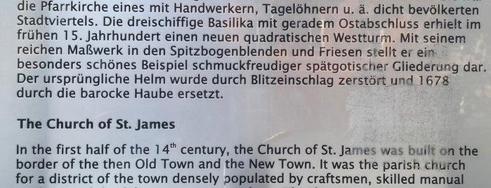 Kulturkirche St. Jacobi is one of Stralsund🇩🇪.