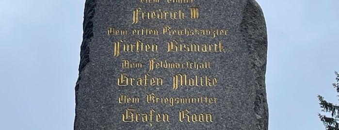 Bismarckstein is one of Putbus🇩🇪.