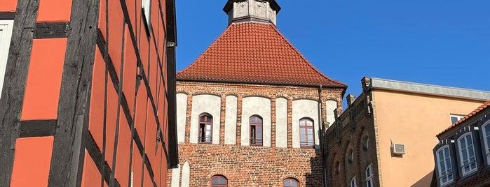 Kütertor is one of Stralsund🇩🇪.