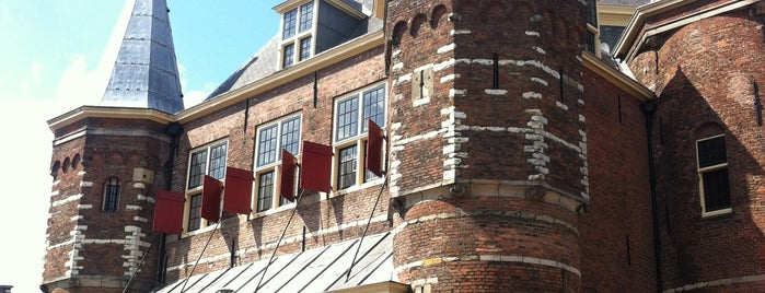 Restaurant-Café In de Waag is one of [To-do] Amsterdam.