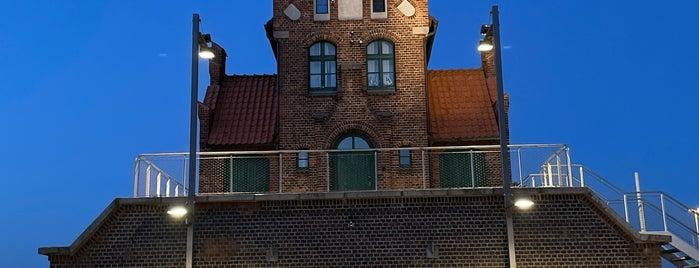 Lotsenhaus is one of Stralsund🇩🇪.