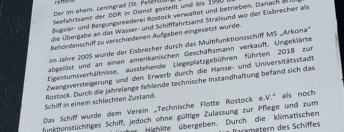 Eisbrecher Stephan Jantzen is one of Rostock & Warnemünde🇩🇪.