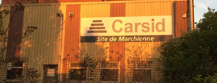 Carsid (Duferco) is one of My sites.