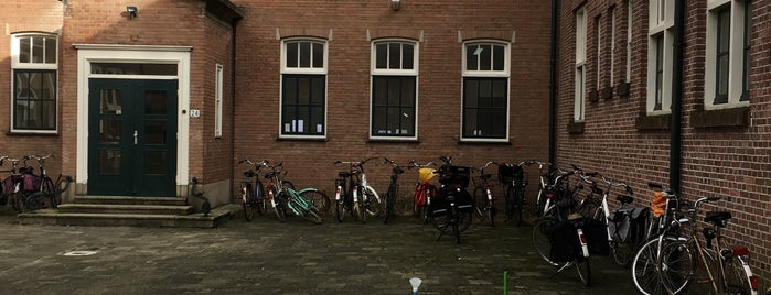 Studio's Borgerstraat is one of To do.