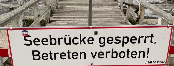 Seebrücke Sassnitz is one of Oostzeekust 🇩🇪.