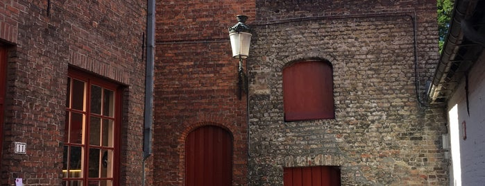 Stoofstraat is one of Bélgica 🇧🇪.