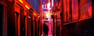 Red Light District / De Wallen is one of The Nederlands.