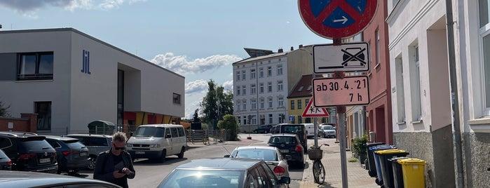 Bahnhofstraße is one of Rostock & Warnemünde🇩🇪.