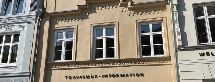 Tourist-Information Wismar is one of Wismar🇩🇪.