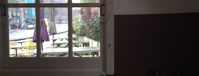 Lunchroom Morningstar Het Houten Huisje is one of Around The World: Europe 1.
