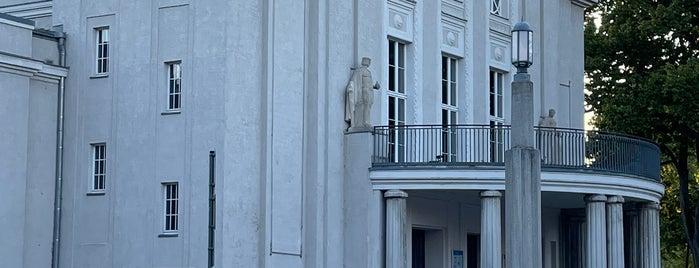 Theater Vorpommern is one of Stralsund🇩🇪.