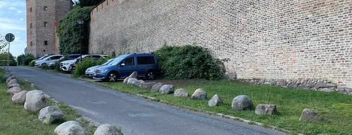 Stadtmauer is one of Rostock & Warnemünde🇩🇪.