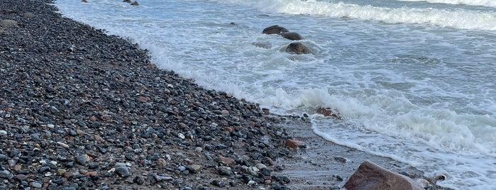 Strand Veilchentreppe-Vitt is one of Oostzeekust 🇩🇪.