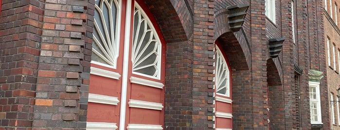 Feuerwehrgebäude is one of Wismar🇩🇪.